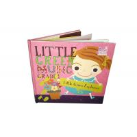 China Fancy Color Children'S Board Book Printing Perfect Binding Any Shape Available wholesale