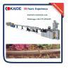 Buy cheap Round Dripper Irrigation Pipe Making Machine 16mmx0.5mm product