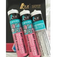 Quality Outstanding Industrial Fireproof Silicone Sealant Neutral Curing for sale
