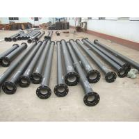 China 3 Inch EN545 Cement Lined Ductile Iron Pipe ISO 1083 for Water Supply Pipeline on sale