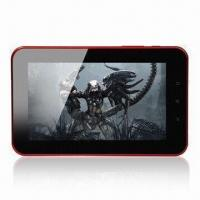 Quality 7-inch 1GHz Android 4.0 A10 Tablet PC w/ 5-point Capacitive 800 x 480 TFT/Cortex A8/Wi-Fi/3G Dongle for sale