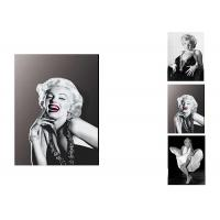 China Charming Star Marilyn Monroe poster Lenticular Flip With 3 Changing Images For Art Decoration wholesale