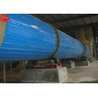 China Single Drum Spent Grain Drying Equipment Barrel For Distiller ' S Grain on sale