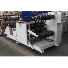 China Rubber roll seals strip slitting machine wholesale