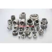 China ASTM A182 F51/2205/UNS S31803/1.4462 forged socket welding SW threaded pipe fittings wholesale