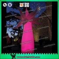 China Giant Events Party Decoration Lighting Inflatable Tree With Factory Directly Suppy wholesale