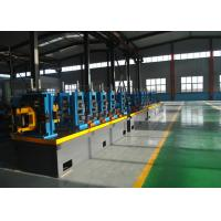 Buy cheap Carbon Steel ERW Pipe Mill , Tube Making Machine 40Cr Shaft Material from wholesalers