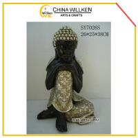 Quality Resin Buddha Statue for Home Decoration for sale