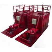 Buy cheap Mud mixing system for well drilling used in solids control or fluid process from wholesalers