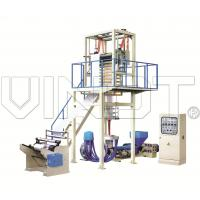 China Pvc Heat Shrinkable Film Making Machine Max. Extrusion 30 - 110 Kg / H wholesale