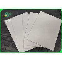 China FSC Approved Laminated Book Binding Board / Grey Board To Green Red Blue wholesale