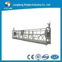 Buy cheap Corner suspended platform / cradle / building gondola / construction platform product