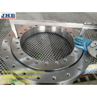 China XSU141094 Crossed RollerSlewing Bearing no gea 1164x1024x56mm for dragline excavator wholesale