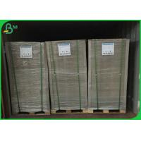 China 600gsm 640*900mm Recycled Pulp Board , Grey Board Sheets For Packaging Boxes wholesale