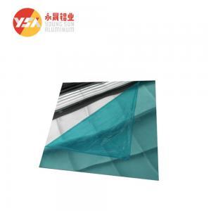 China 0.1mm 1200mm 1060 3003 Reflective Aluminum Mirror Sheet wholesale