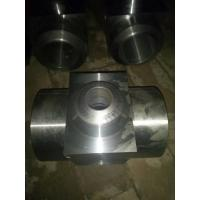 China ASME B16.11 Forged Pipe FittingsClass Rate 3000 BSPP Thread Weldolet wholesale