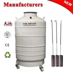China TIANCHI liquid nitrogen storage tank 100L in Saudi Arabia on sale