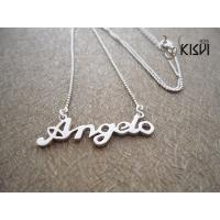 China Fashion Jewelry 925 Sterling Silver Necklace W-VD187 wholesale