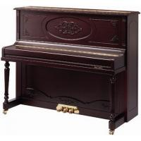 China Matt Brown Deluxe 123cm Vintage Acoustic Upright Piano / Upgrade Piano AG-123M8 wholesale
