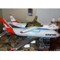 China Lifelike 0.18mm PVC Inflatable Airplane Small Funny For Promotion Gift wholesale