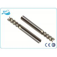 Diameter 10mm 16mm 25mm Square End Mills Aluminum Alloy Processing