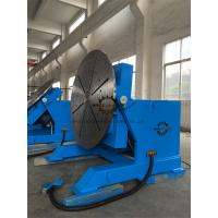 China High Precision Steel Rotary Welding Table With Cycloid - Pin Gearbox Transmission wholesale