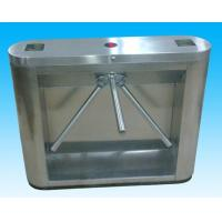 China semi-auto 304 stainless steel trustproof security tripod turnstile gate systems wholesale
