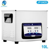 Buy cheap 10L Stainless Steel Benchtop Ultrasonic Cleaner Lab Equipment / Glassware from wholesalers