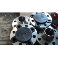 China CLASS 300 ASTM A-105 1 Forged Steel Flanges  IBR Socket Weld Flange wholesale