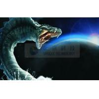 China Simulator rides 4D 5D XD cinema , 4D movie theater with virtual reality special effect windy rain wholesale