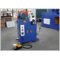 China Motorcycle Exhaust Pipe Chamfering Machine High Rotating Speed Easy Operation wholesale