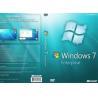 China Original Windows 7 Enterprise Genuine Activation , Stable Windows 7 Enterprise Versions wholesale
