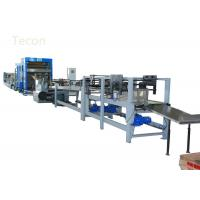 China Professional Kraft Paper Bag Machinery with Compressed Air , Paper Bag Production Line wholesale
