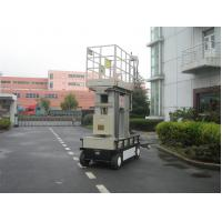 China Indoor / Outdoor Self Propelled Aerial Work Platform 10m 300kg Loading For Two Persons wholesale