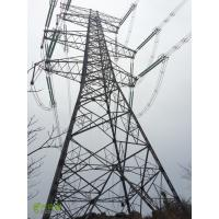 China Firm Structure Power Transmission Tower With Excellent Mechanical Strength wholesale