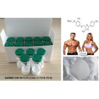 China Fat burning 99% Assay Cardarine Endurobol GW -501516 for Athlete Endurance Recovery wholesale