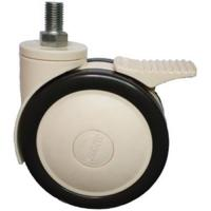 "China 4""medical pu wheel caster wholesale"