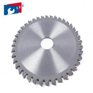China 180mm TCT Metal Cutting Fine Cut Circular Saw Blade With Circular Disc wholesale