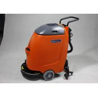 China Dycon 17 Inch B Rush Semi - Automatic Floor Scrubber Dryer Machine For Hard Floor wholesale