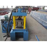 China Easy Operation Automatic Stud Cold Roll Forming Machine For Metal Slat ISO Approval wholesale