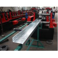 Quality Thickness 4mm Changeable Cold Roll Forming Machine With 17 Forming Stations for sale