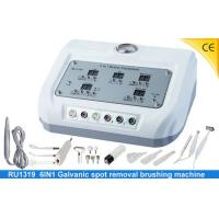 China 6 In 1 Galvanic Multifunction Beauty Equipment Spray , Freckle Removal RU1319 wholesale