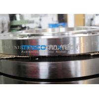 Buy cheap F316L / 316 Stainless Steel Flange , PLRF ASTM A182 PN16 DN150 Flange from wholesalers