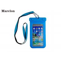 China Galaxy S5 Waterproof Phone Case Smartphone Bag TPU Material 116*190*18mm on sale