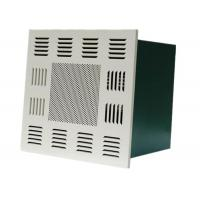 China High Efficiency Disposable HEPA Air Filter Box Replacement For Clean Room wholesale