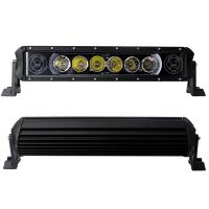 China 60 Watt 3800lm Single Rows LED Car Light Bar ( 10W CREE ) Led Driving Light Bar wholesale