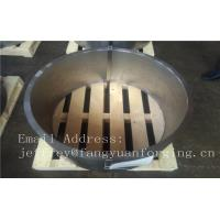 China Stainless Steel Forging Ring  Forging Annealing PED Certificate wholesale