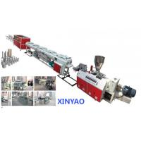 Buy cheap PVC/UPVC Dual Pipe Production Line (16-50mm) from wholesalers