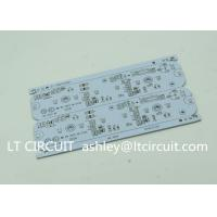 China HASL Lead Free 1W Aluminum Based PCB With Fidural Marks 1.6mm Thickness wholesale