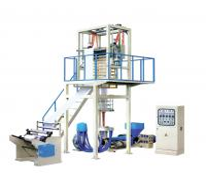 China Zhejiang Vinot Best Seller Polyethylene Heat Shrinkable Film Blowing Machine Small With ISO9001 SJ60 wholesale